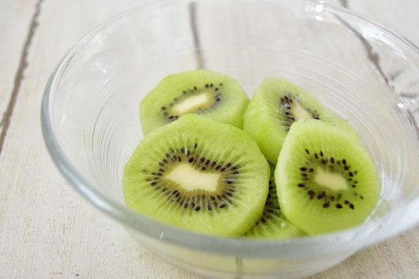 タナカバナナさんの有機栽培グリーンキウイ(ニュージーランド産)