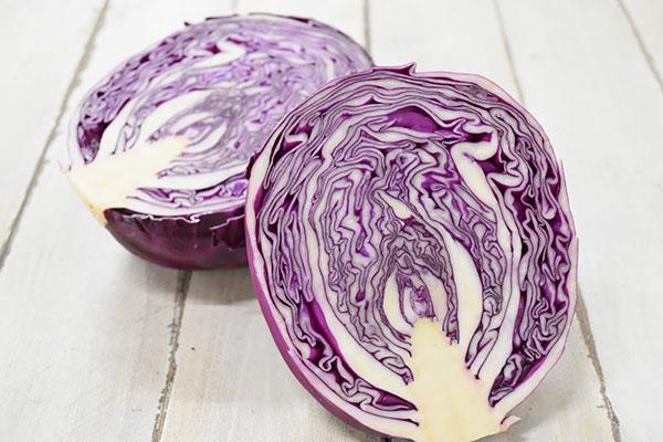 野田さんの紫キャベツ(兵庫県産)