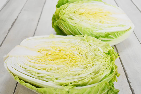 戸島さんの白菜(山口県産)