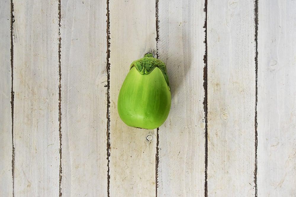 新谷さんの緑茄子(京都府産)