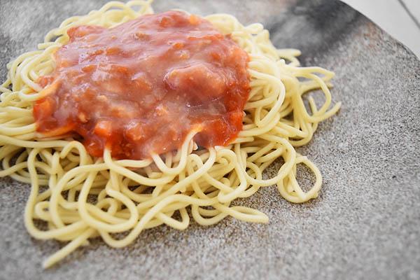 ウマイさんの国産小麦100%生スパゲッティ2食