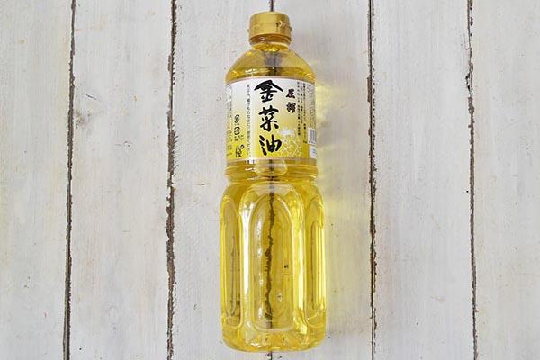 ユーサイドさんの圧搾 金菜油