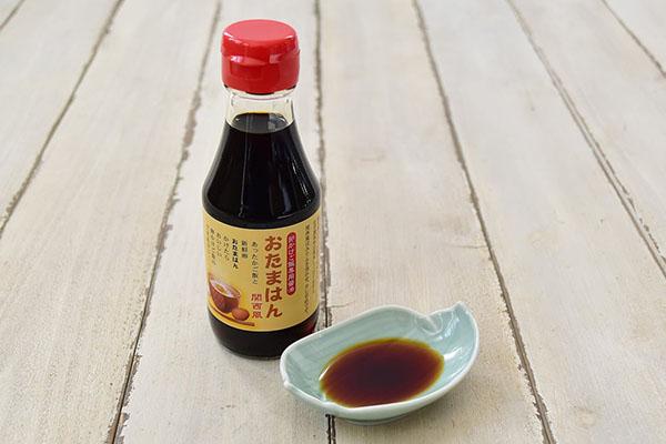 吉田ふるさと村さんの卵かけご飯用醤油・関西風(島根県産)