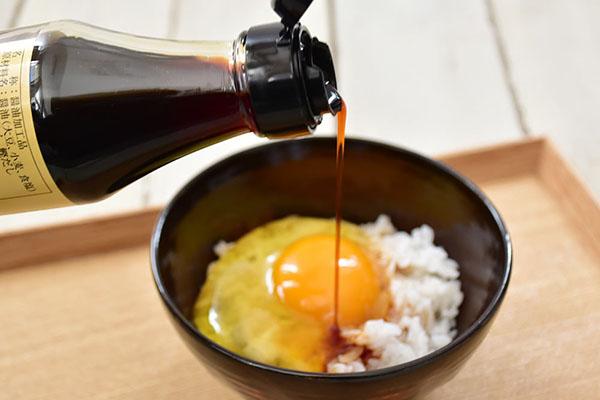 吉田ふるさと村さんの卵かけご飯用醤油・関東風(島根県産)