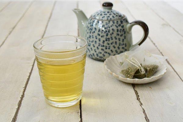 山田さんの有機オリーブ茶