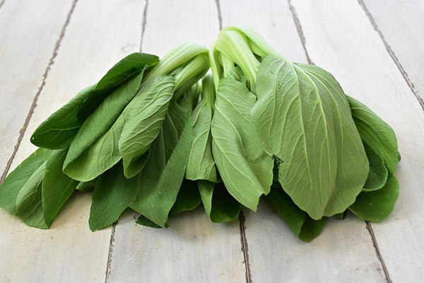 山口さんのチンゲン菜(奈良県産)