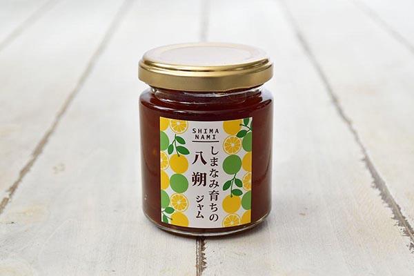 吉川さんの八朔マーマレード(愛媛県産)