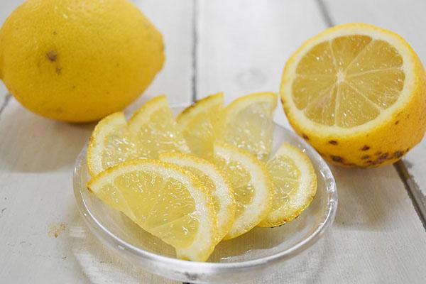 吉川さんの加工用レモン(愛媛県産)