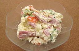 ポテトサラダ(翌日お弁当分含む)